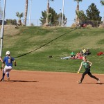 Lady Bulldogs crush Jaguars 14-4