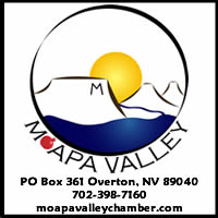 Moapa Valley Days this weekend