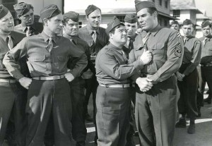 Scene from Buck Privates Come Home (1947)