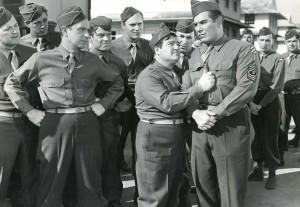 Scene from Buck Privates Come Home (1947)