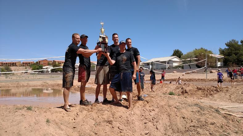Mesquite Police dubbed Studs of the Mudd for 2015