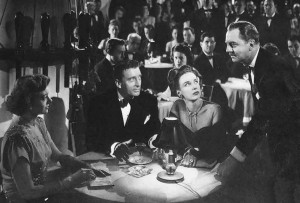 Myrna Loy, Leon Ames, Patricia Morison and William Powell in Song of the Thin Man - 1947