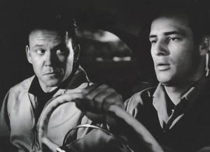 Richard Erdman in The Men with Marlon Brando - Stanley Kramer Productions