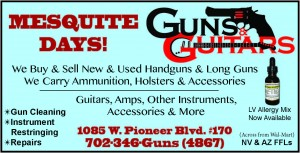 Guns & Guitars-Mesquite DaysBld