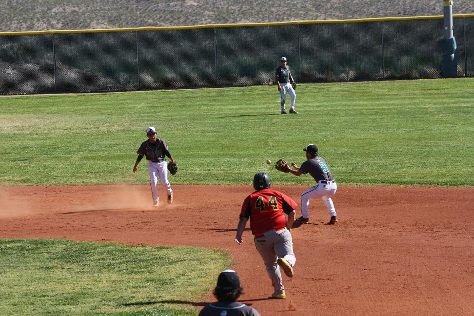 Bulldog baseball team skid continues in 12-2 loss to Roadrunners