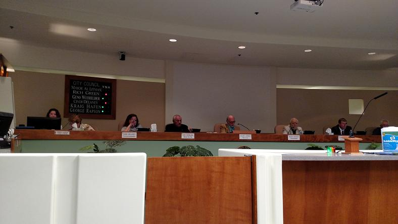 Council splits votes; passes new resolution for Gold Butte support