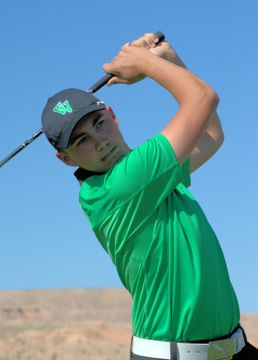 VVHS Boys Golf rebuilding for success