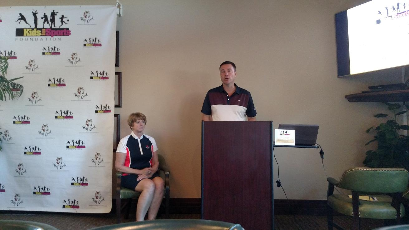 Kids For Sports kicks off Grant Program