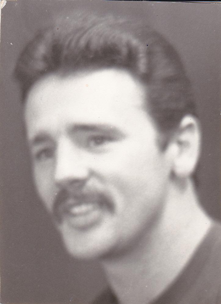 Obituary: Michael McLaughlin