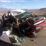 Two Men Seriously Injured In Interstate 15 Collision