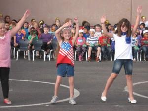 Third Grade Fireworkers