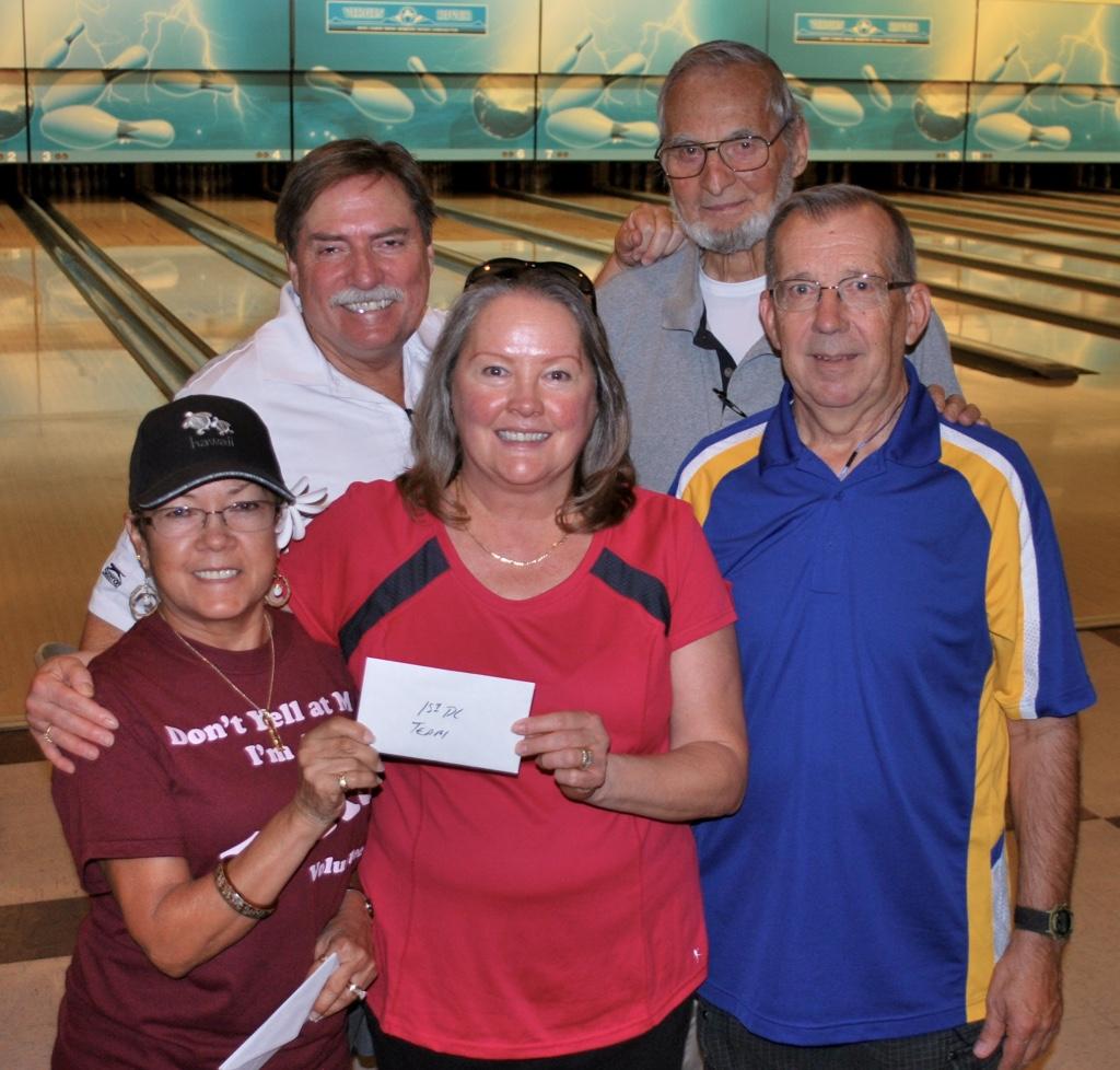Mesquite Elks' 1st Annual Bowling Tournament