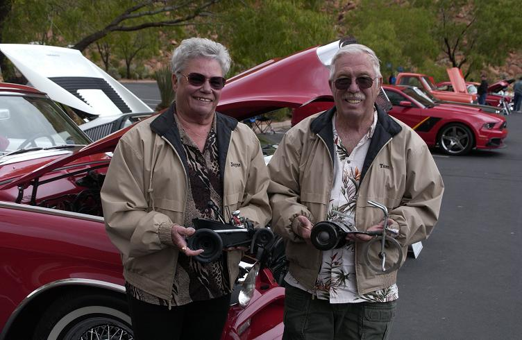 Local Classic Car Club Wins Big