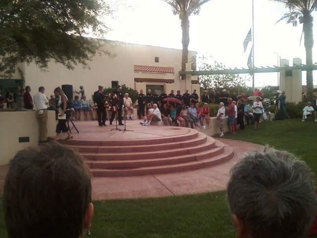 "Mesquite Arts Council Presents: ""Concert On The Grass"""