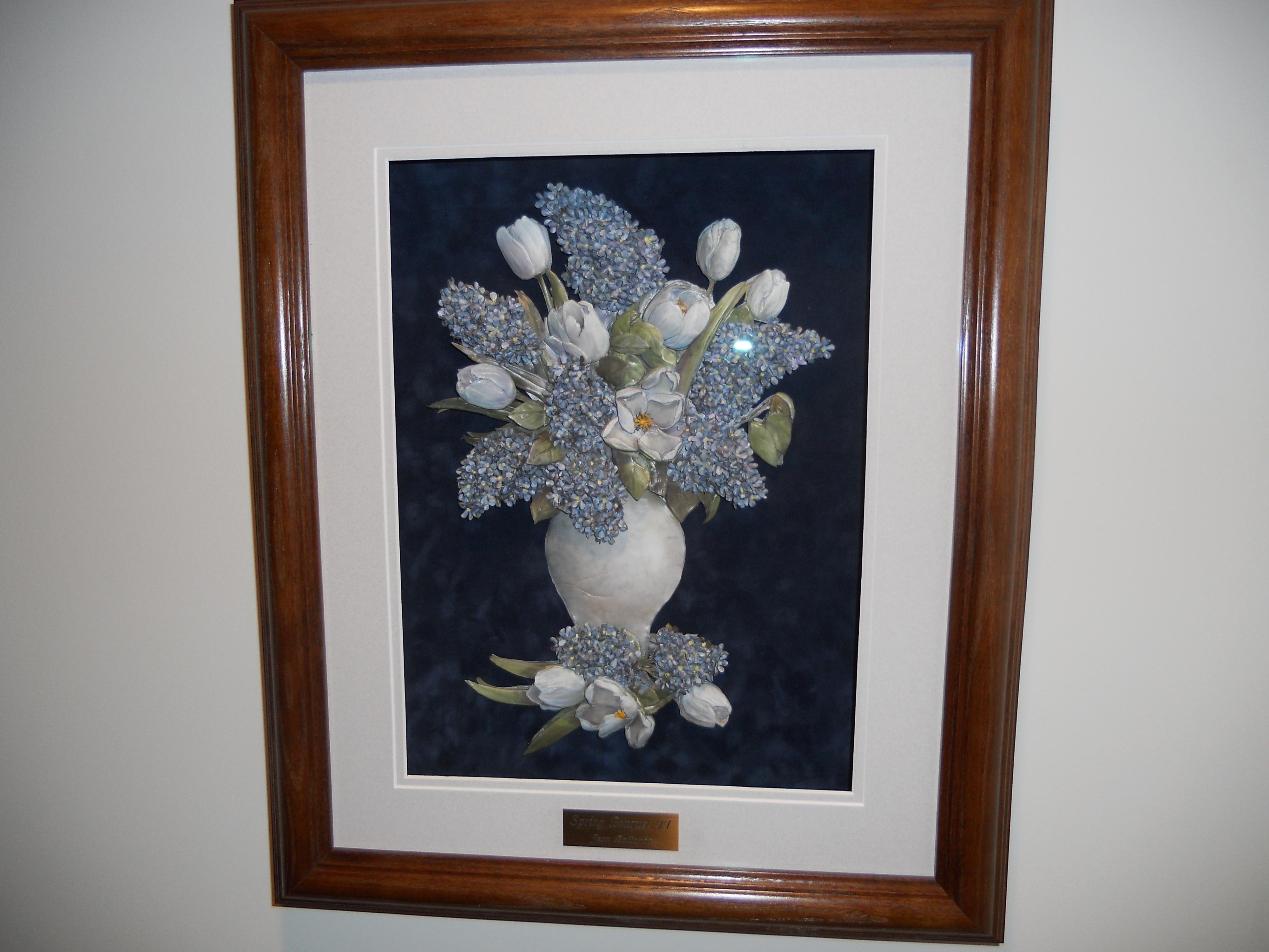 Mesquite Fine Arts Gallery Brown Bag presentation June 2
