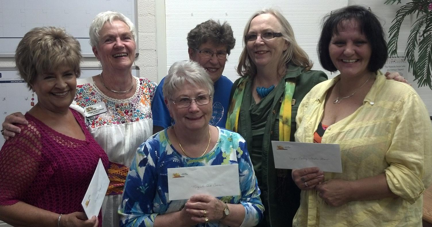 GMAF awards Grant Monies to Mesquite Arts Organizations