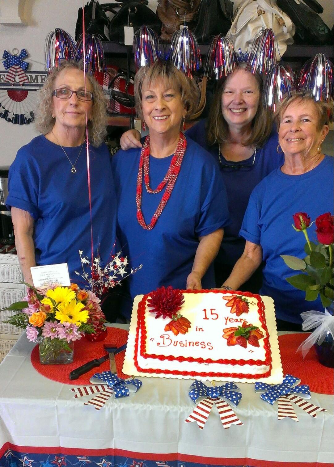 Klasik Kloset Consignment Boutique celebrates 15 years in Mesquite