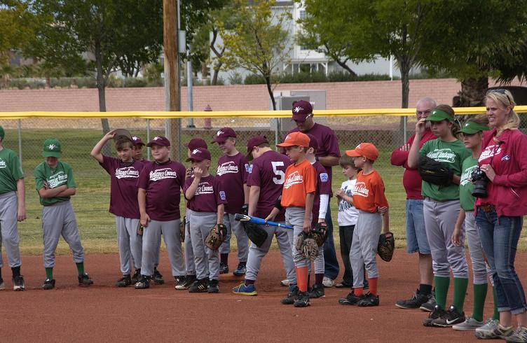 Regular Little League Season Ends Playoffs Begin