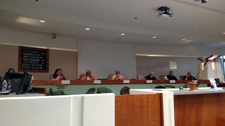 Council approves budget with minor changes
