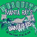 Manta Rays Swim Schedule for 2015
