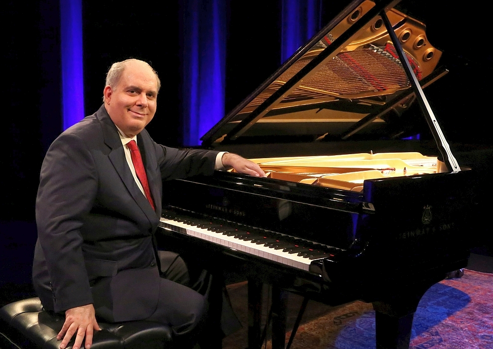 Richard Glazier Revives Broadway, Hollywood Music on PBS