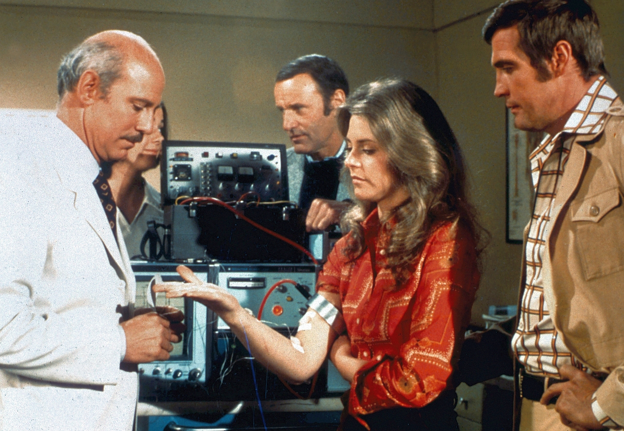 Lindsay Wagner's One (Bionic) Woman Show