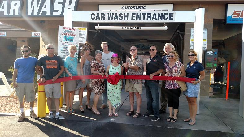 New carwash brings much-needed tools to Mesquite