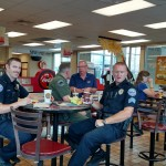 Coffee with Cops raises funds