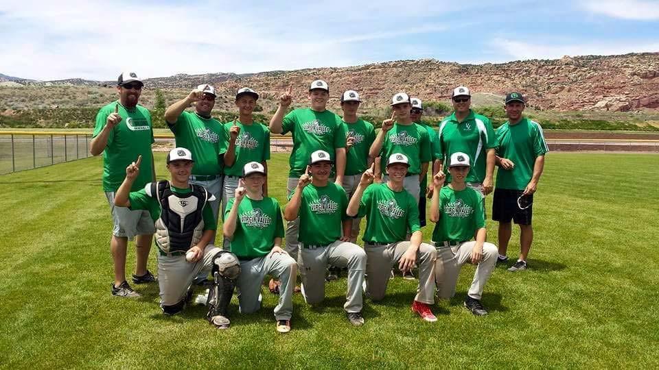 Dawgs Baseball Crowned Tournament Champions