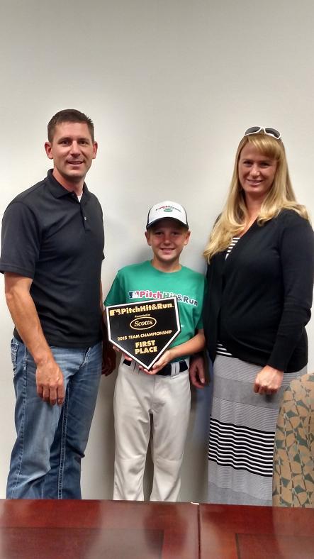 Felix becomes first national Pitch, Hit & Run competitor from Mesquite