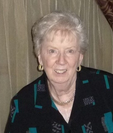 "Obituary: Margaret ""Peggy"" Bentz"