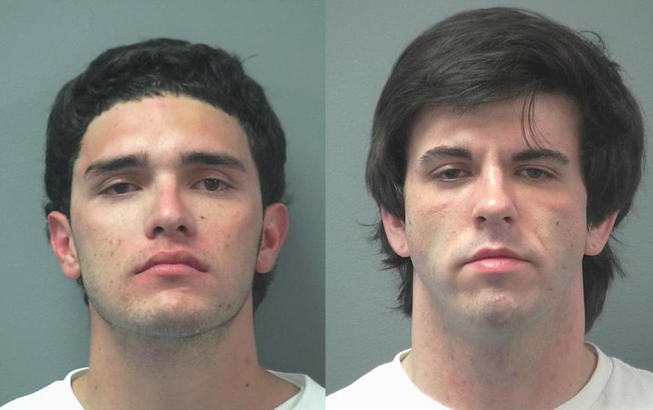 Two Mesquite Residents Arrested on Meth and Marijuana Charges