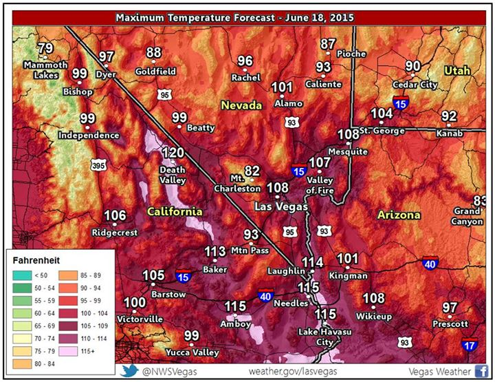 Jensen Property Management shares vital info with community during excessive heat warning