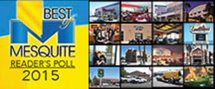 Best of Mesquite Ballots Due Wednesday!