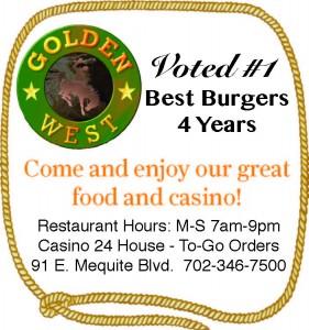 Golden West-Ballot