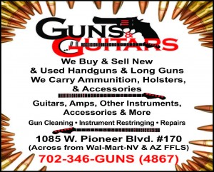 Guns & Guitars FBallot