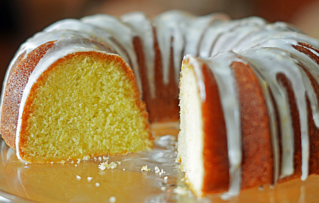 Jan's Lemon Cake