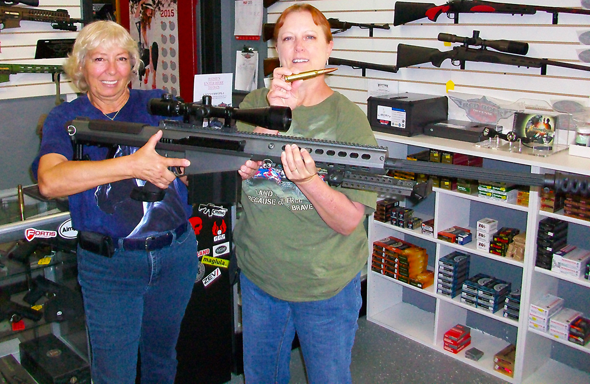 Women's Defensive Weaponry Club expands and improves