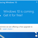 Windows 10 less than a month away