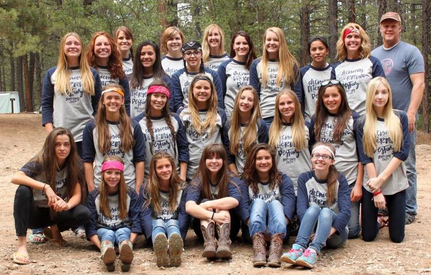 2015 Young Women's Camp