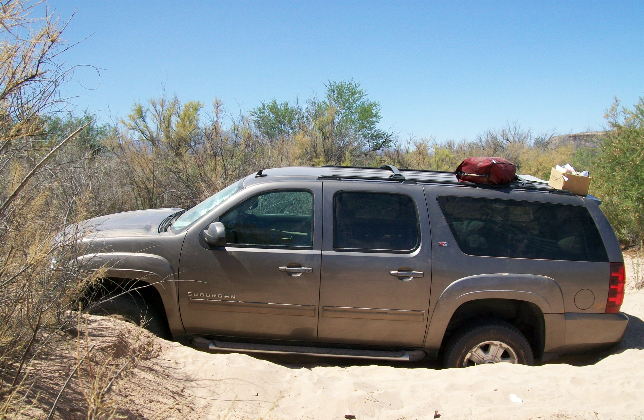 MCSO rescues Mesquite resident from sand