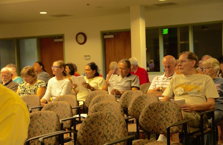 Joint Meeting of City and VVWD on BLM Fracking Held