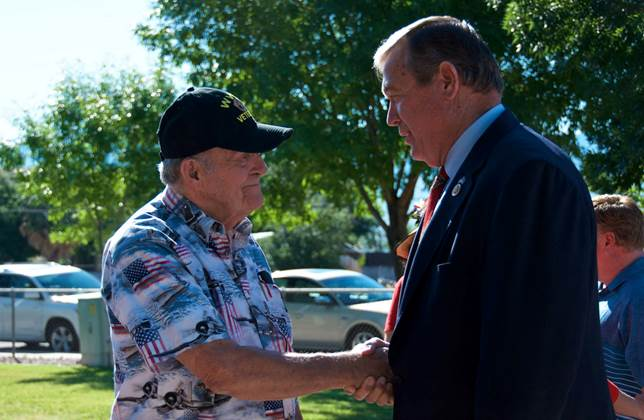 Vets, small business priorities drive August recess schedule