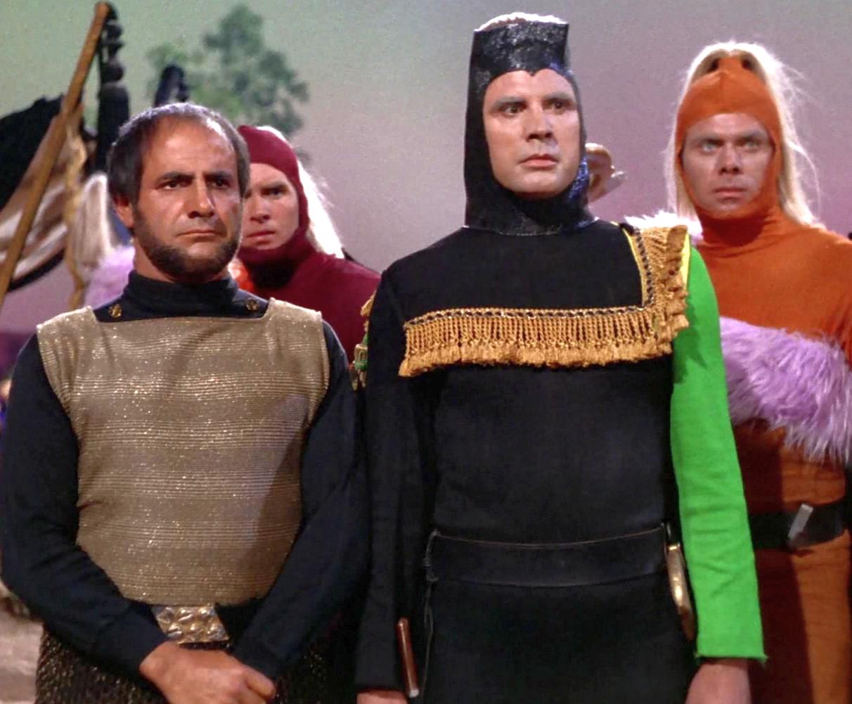 Michael Dante Talks Star Trek, Elvis, Flynn and More