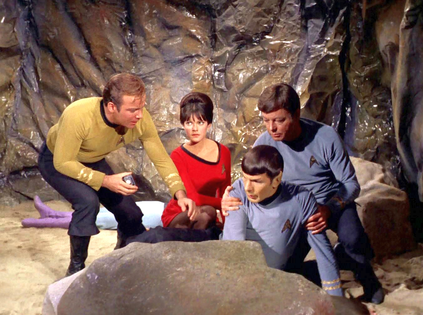 Star Trek's 'Redshirts' Didn't LL&P