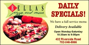 Bella's Pizza-rest