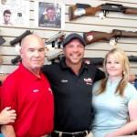 Shooter bought some guns locally
