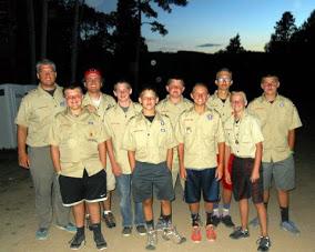 Summer Scouting Adventures