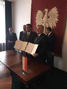 Sandoval Leads Historic Trade Mission To Poland, Signs MOU To Establish First Overseas Office For A Country In Nevada