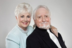 1. Shirley Jones and Marty Ingels - Provided by Marty Ingels